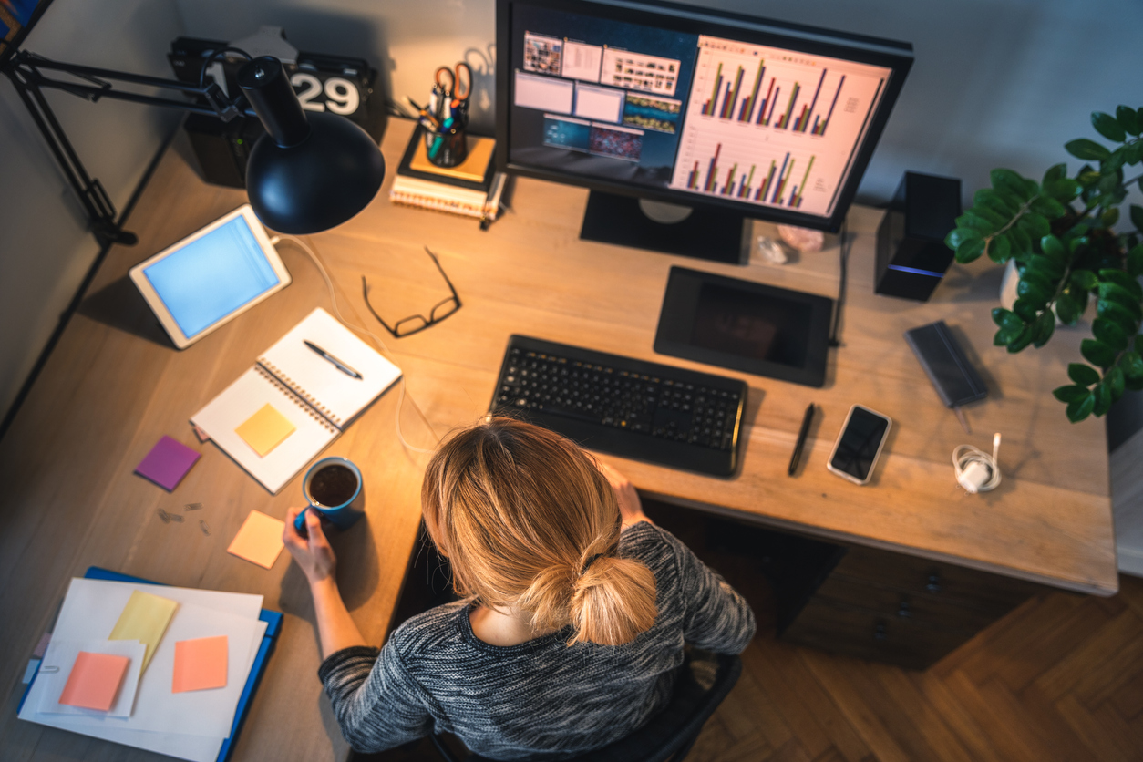 How to Successfully Set Up your Home Work Station